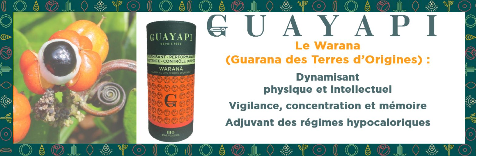 Sélection Guayapi