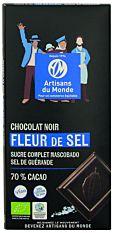 Chocolat Noir 70% Fr Sel 100G