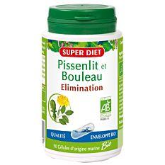 Pissenlit & Bouleau pour l'Élimination - 90 gélules Bio