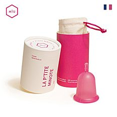 Coupe menstruelle La P'tite Minote souple