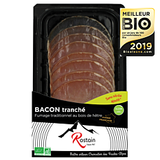 Bacon à l'ancienne 100g Bio