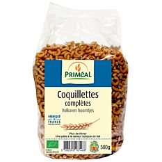 Coquillettes Completes 500G Bio