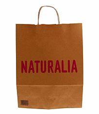 Sac Kraft brun Naturalia