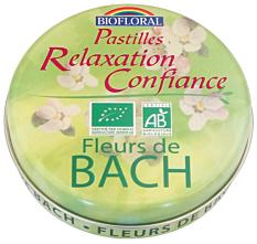 Pastilles confiance relaxation 50g Bio