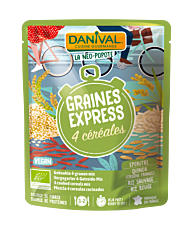 4 Cereales Express 250G Bio