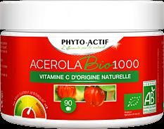 Acérola 1000 - 90 comprimés Bio