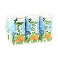 Pur Jus De Multifruits 6x20cl Bio