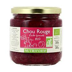 Chou Rouge lacto-fermenté 300g Bio