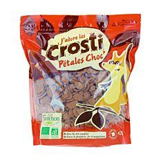 Crosti Petales Choco 425G Bio