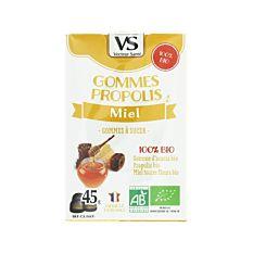 Gommes Propolis Miel 50g Bio
