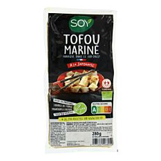 Tofou mariné à la Japonaise 2x140g Bio