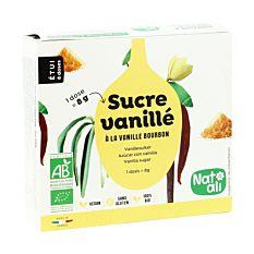 Sucre Vanille 8 Sachets Bio