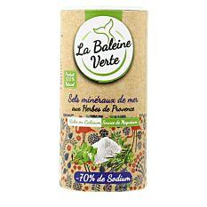 Sels minéraux aux herbes de Provence 170G