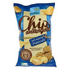 Chips Salées Artisanales 120g Bio