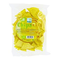 Chips de maïs nature 125G Bio