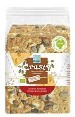 Crusty Fromage & Graines De Courge 200g Bio