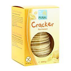 Cracker Parmesan 100G Bio