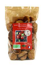 Macarillons à La Tomate Séchée 100g Bio