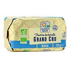 Beurre De Baratte Doux 250g Bio