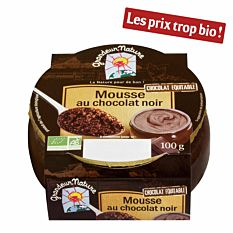 Mousse Au Chocolat 100G Bio