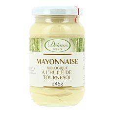 Mayonnaise 245G Bio