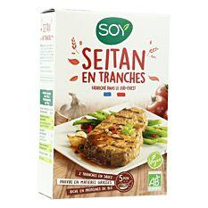 Seitan En Tranches 2X125G Bio
