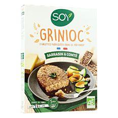 Grinioc Sarrasin Comte Bio