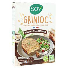 Grinioc Millet Champignons Bio