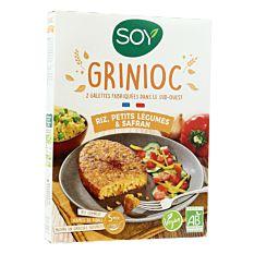 Grinioc Riz Legumes Safran Bio