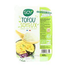 Tofou Soyeux Nature 400G Bio