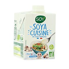 Soya Cuisine 50cl Bio