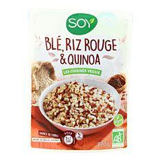 Salade Quinoa Riz 220G Bio