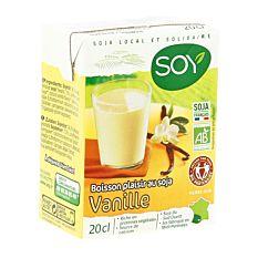 Boisson soja vanille 20Cl Bio