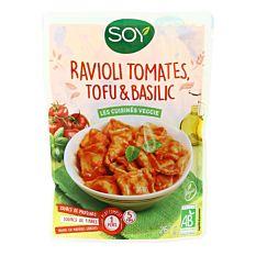 Ravioli Tomates, Tofu & Basilic 267g Bio
