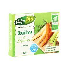 Bouillon De Légumes Sans Gluten 60g Bio