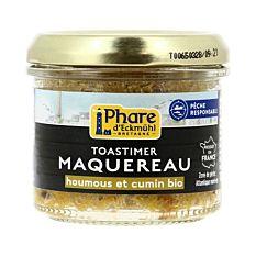 Toastimer de Maquereau Houmous & Cumin 100g