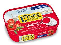 Sardines Tomate 135G