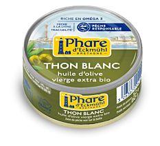 Thon Blanc Olive 80G