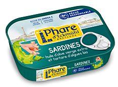 Sardine Tartare D'Algues 135G