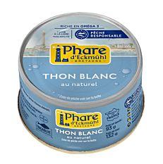 Thon Blanc Au Naturel 93G