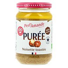 Purée de Noisettes Toastées 280g Bio