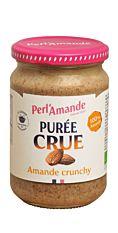 Purée d'Amandes complètes Crunchy 300g Bio
