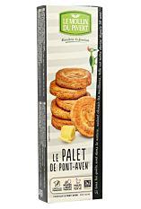 Biscuits Palets de pont-aven 100g Bio