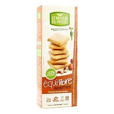 Biscuits Equi'libre noisettes 200G Bio