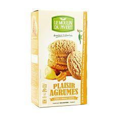 Plaisir agrumes citron & orange confits 175g Bio