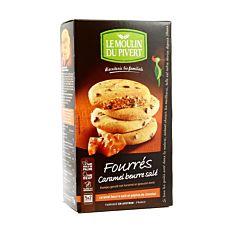 Cookies Fourres Caramel 175G Bio