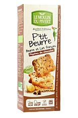 Petit Beurre Pepit Choc 155G Bio