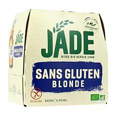 Biere Jade Ss Gluten 6X25Cl Bio