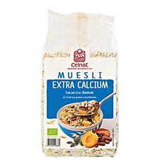 Muesli extra calcium au cacao cru 375G Bio