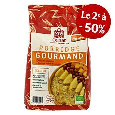 Porridge gourmand 350g Bio